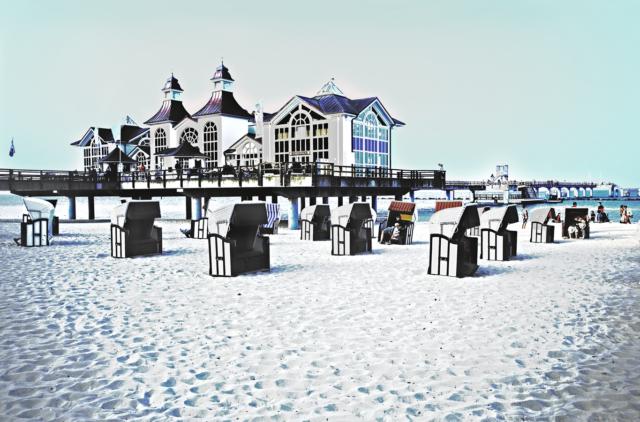 Strand Rügen II