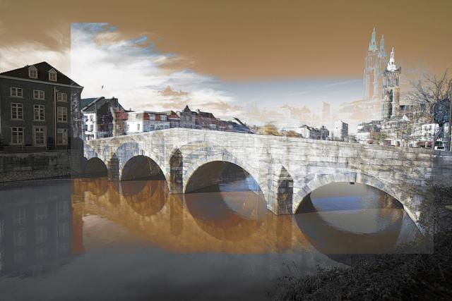 Kathedrale am Fluss