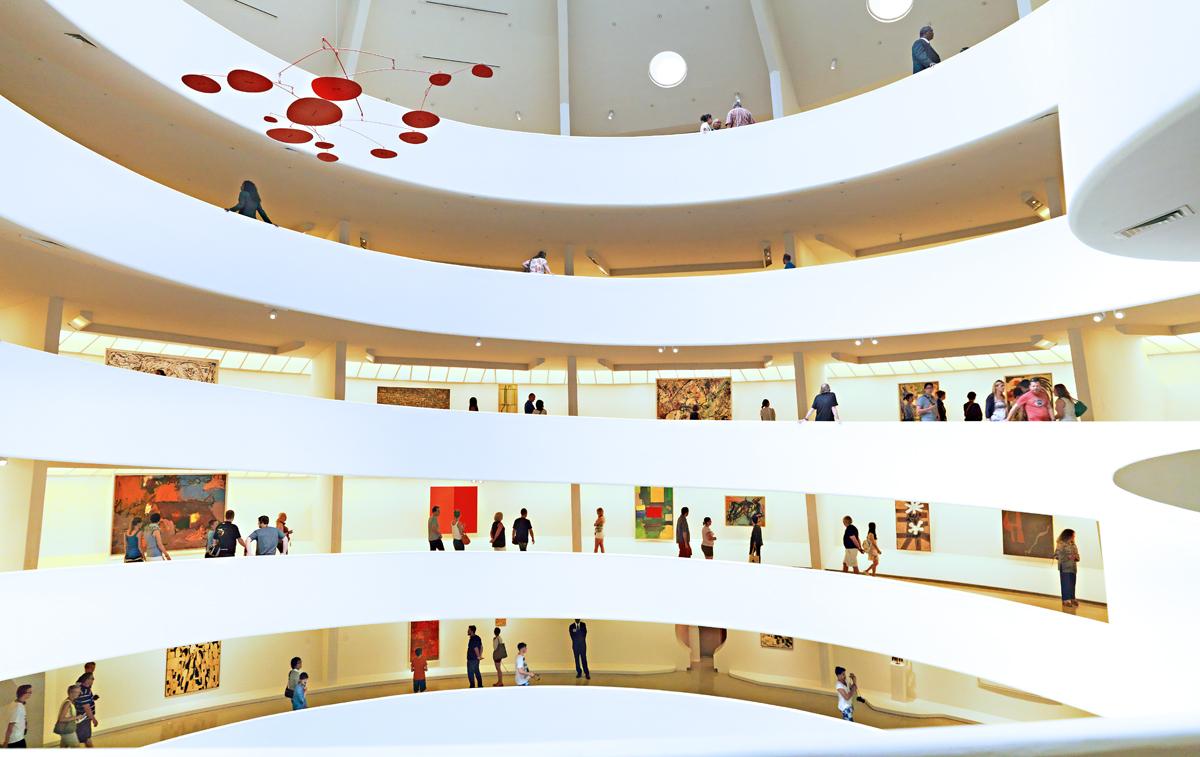 Inside Guggenheim II