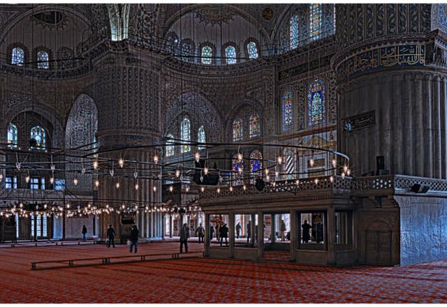 Moschee Hagia Sophia